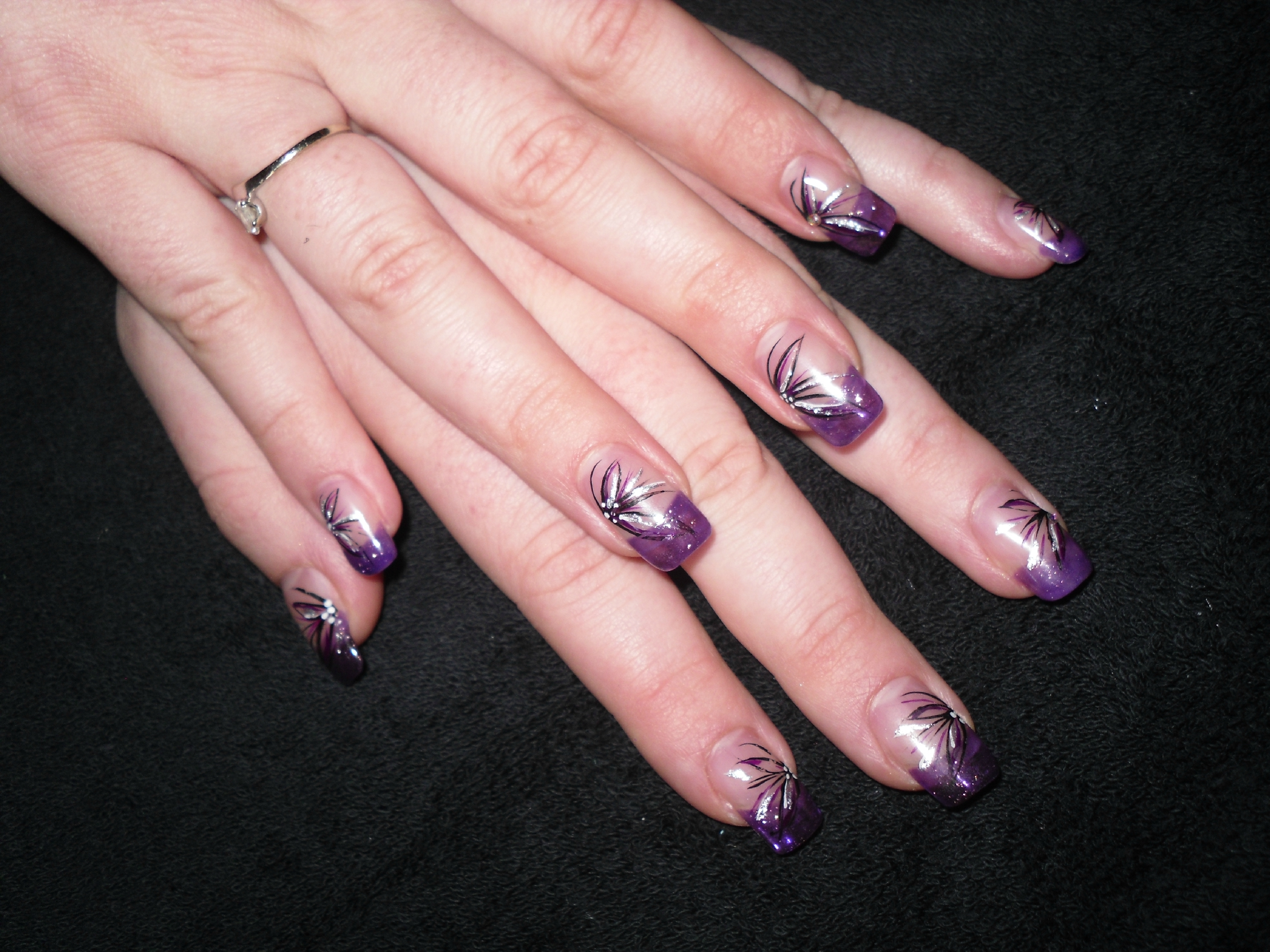 Ongles en gel 2013 - Photo ongle gel ...