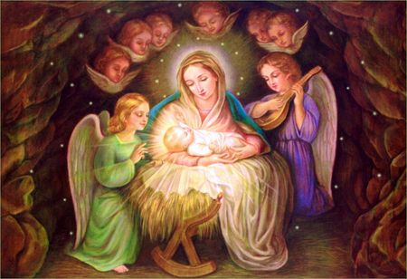 Neuvaine préparatoire à la Nativité de Notre Seigneur Jésus 33958024_p