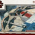 Snowspeeder 1/48 finemolds