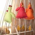 Mini poulettes