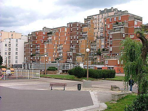 Centre Ville  Brunoy France