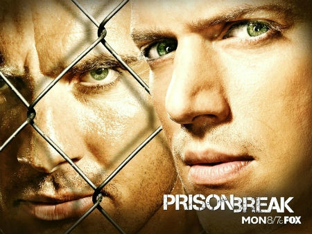 Prison Break Wentworth Miller-Dominic Purcell