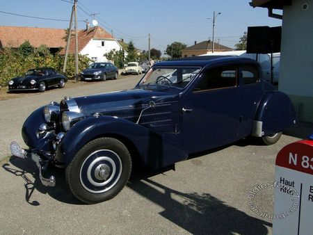 bugatti 57 ventoux coupe randonnee internationale des vendanges rustenhart 2011 2