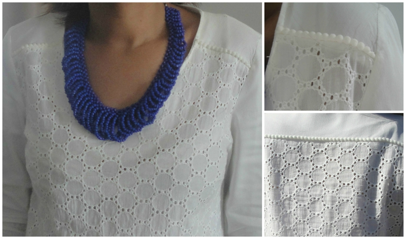 broderie anglaise collage