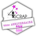 4 ans de 4enscrap