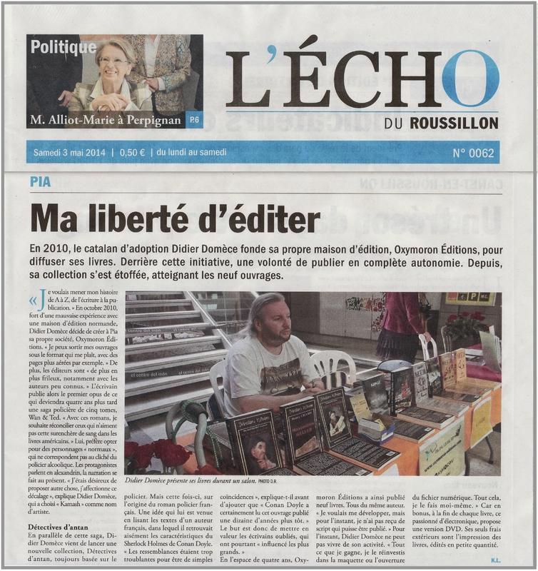 L'écho Roussillon 03