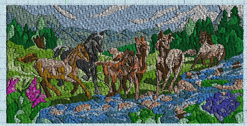 chevaux01 entier machine