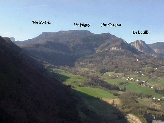 Chartreuse nord
