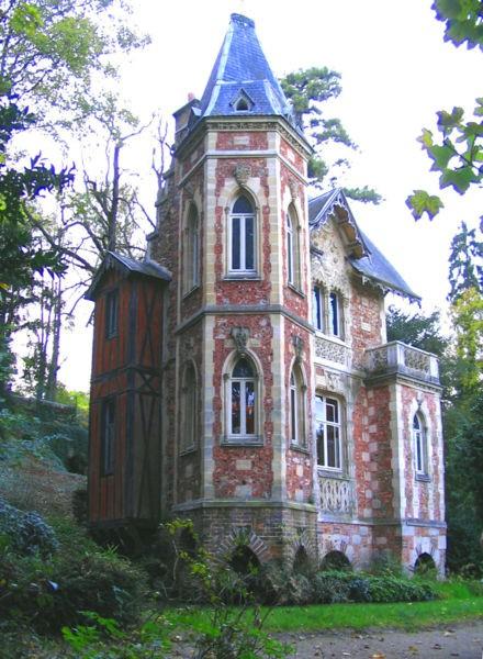 Alexandre dumas le ch teau de monte cristo maisons d for Biographie d alexandre jardin