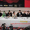France12points était présente au gilliver center avec les représentants de la lettonie, la géorgie et l'ukraine