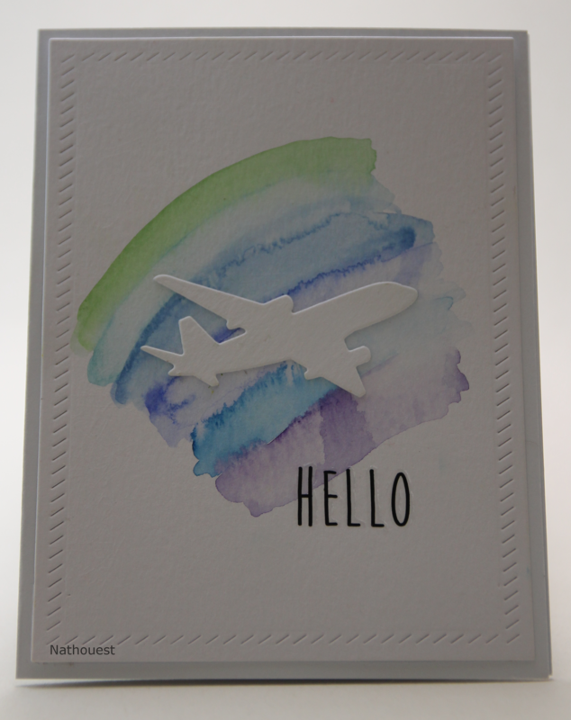 hello card watercolor 16