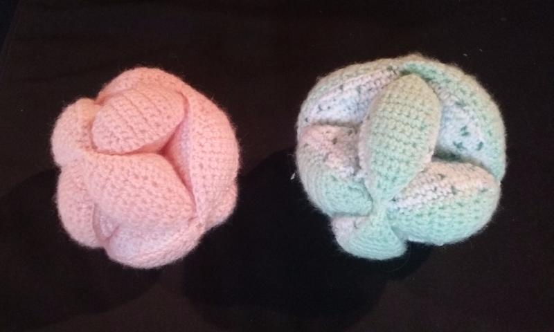 Balles Montessori