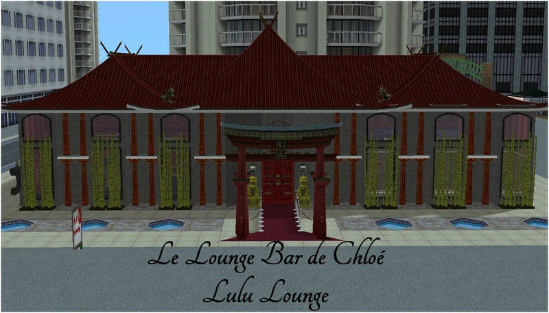 Le Lounge Bar de Chloé