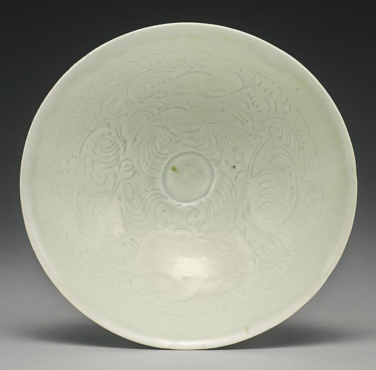 A 'Qingbai' 'Boys' bowl, Song Dynasty