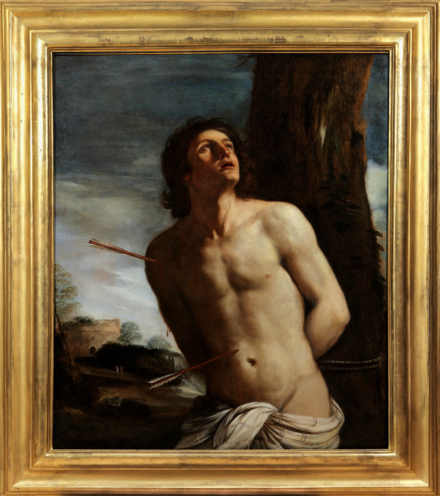 Princeton Shows a Rediscovered Guercino Painting