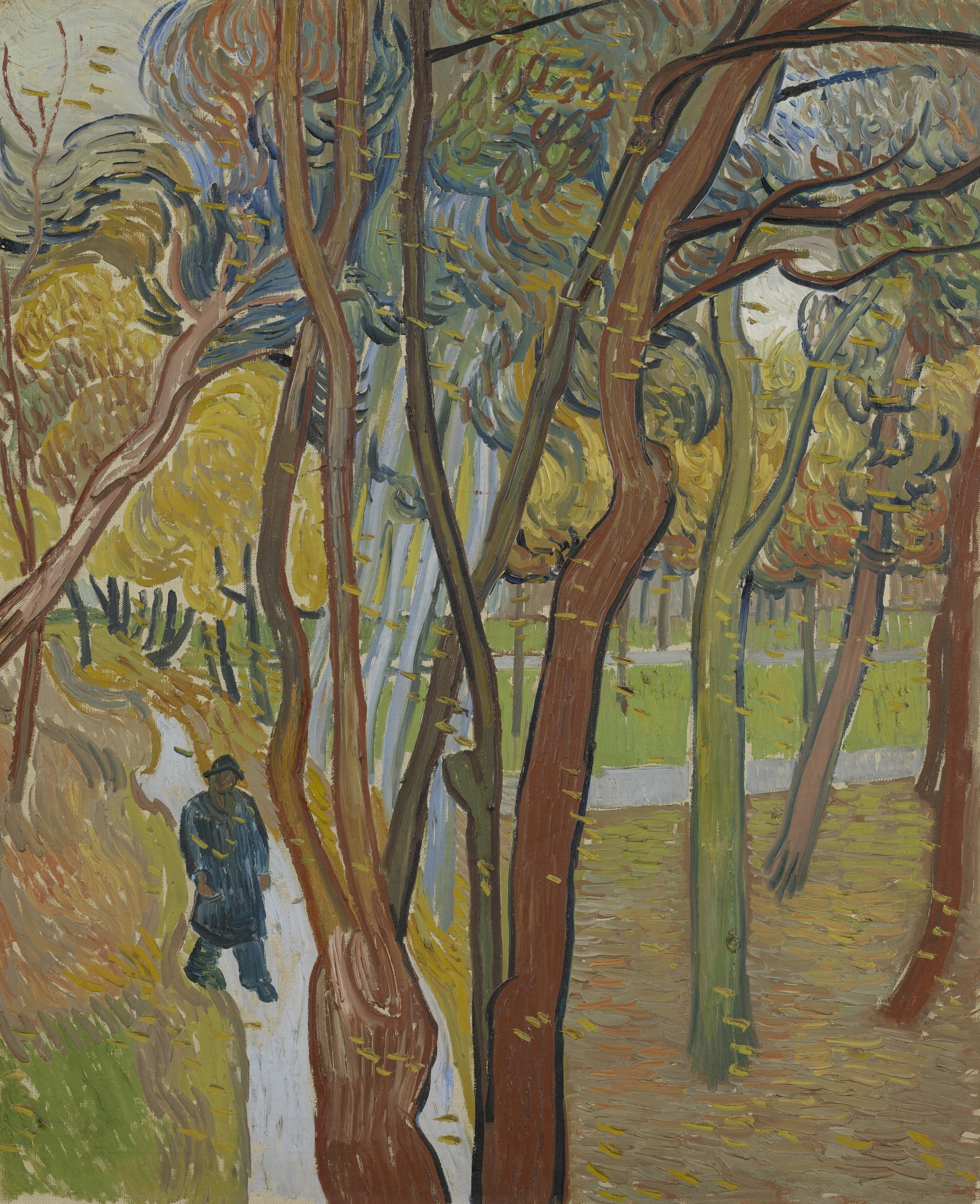 Van Gogh Rousseau Corot In The Forest Opens At The