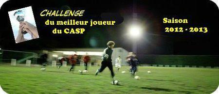 Challenge du meilleur joueur du CASP