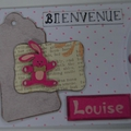 Bienvenue louise