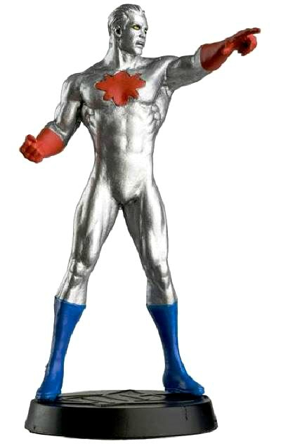 eaglemoss DC captain atom