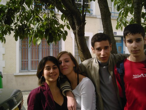 01-juillet 2007 : we love the Twins (Pauline, Manon, Yassine, Wahid) <3 [The Four Twins]