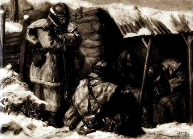 Jonas le froid dans la Somme
