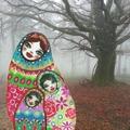 poupées russes au mont beuvray