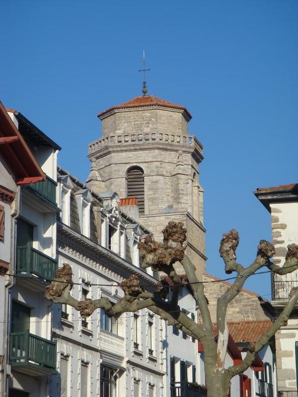 Eglise Saint Jean-Baptiste de St Jean de Luz