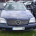 Mercedes 500 cl c140 (1992-1998)