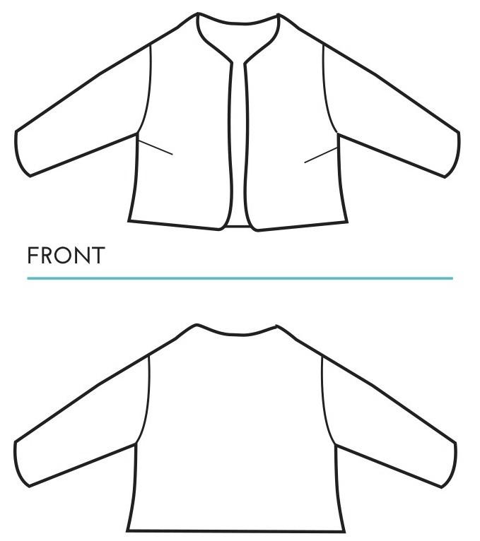 Simple Sew Patterns - Jackie