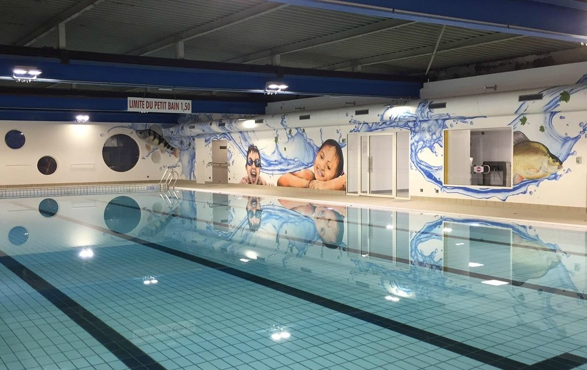 La piscine municipale se m tamorphose le blog note de for Alex jany piscine