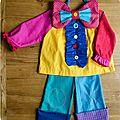 Pantalon de petit clown / le tuto !