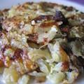 Rostis courgettes/pommes de terre à ma façon