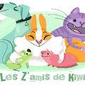Les z'amis de kiwi, ultime selection de la première session !!