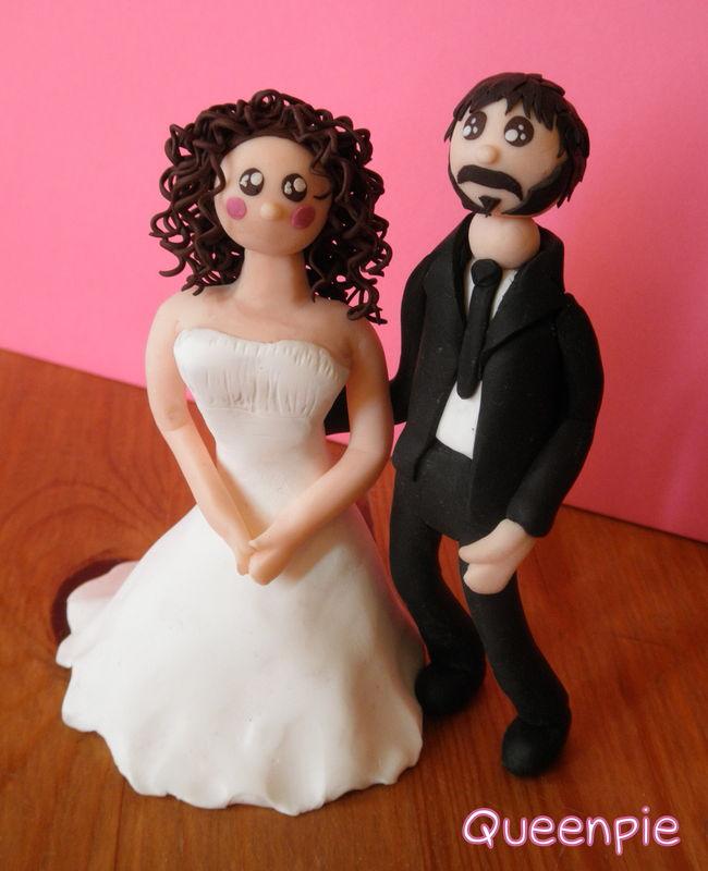 Mes petits mariés!