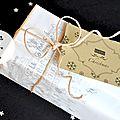// happy christmas pour vos paquets