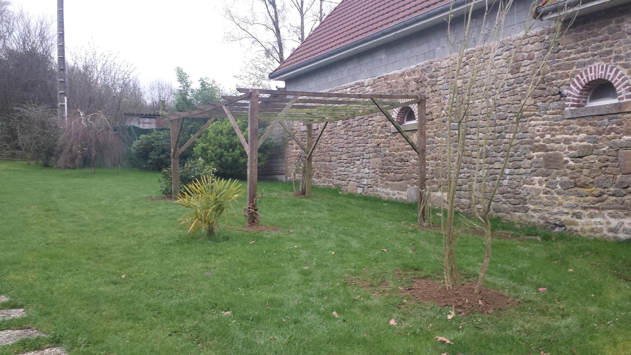 Installer bassin jardin fashion designs - Installer un poulailler dans son jardin ...