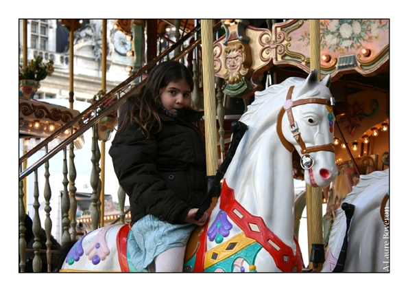 enfant manege copie