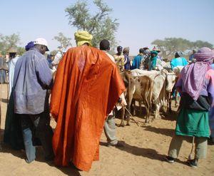 transactions de la main à la main FATOMA Mali