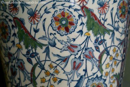 motif vase