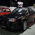 Treser polo gt targa cabriolet 1992