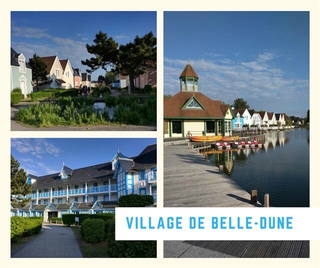 Village de Belle-Dune ©Kid Friendly
