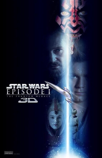 Star Wars – La menace fantôme 3D