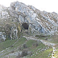 Tunnel San Adrian, entrée (Espagne)