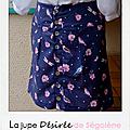 La jupe Désirée de Ségolène.