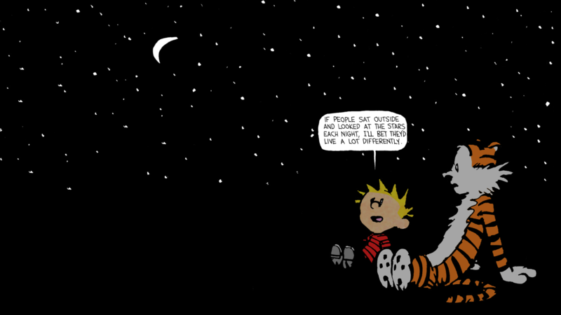 Calvin-and-Hobbes-Stars