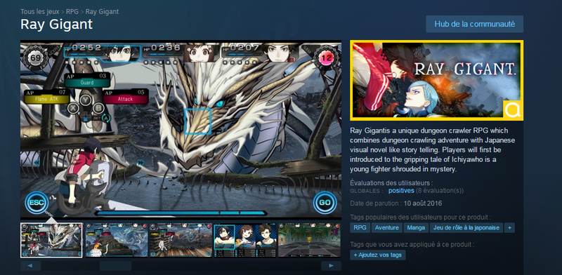 Ray Gigant PC