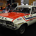 Salon rétro course 2014 69 opel m c beaumont greder racing