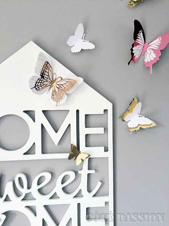 Home Butterfly 4Coté Passion