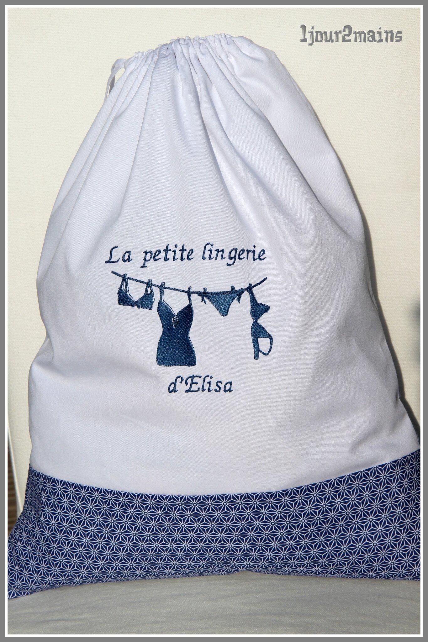 sac linge petite lingerie