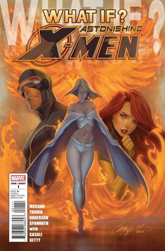 what if astonishing x-men